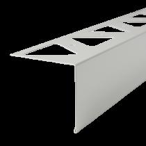 Aluminium-Randschutz RRLA 75 HG à 2,50 m
