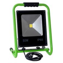 LED Strahler - 50 Watt mit Gestell