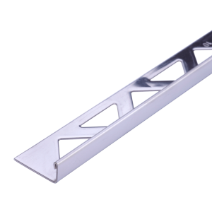 Edelstahl-Fliesenschiene FE 60 à 2,50 m