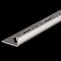 Edelstahl-Fliesenschiene FE 90 à 2,50 m