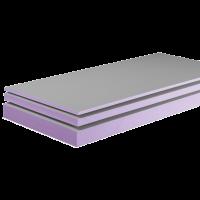 Systembauplatten 2600 x 600 x 60 mm HBCD frei