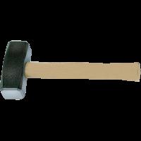 Fäustel - 1000 g - Holzstiel -