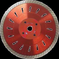 Diamantscheibe Ø 125 mm Turbo - M 14