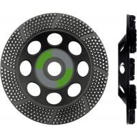 Premium Schleifteller RR FEIN  180 mm Schleiftopf - zum Schleifen von Beton und Stein -